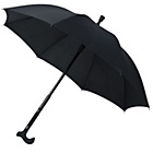 more details on Splash Innovations Walking Stick Umbrella - Black.