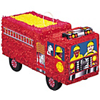 more details on Fire Engine Pinata.