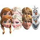 more details on Disney Frozen Masks - 8 Pack.