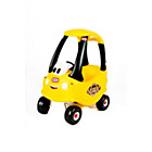 more details on Little Tikes Cozy Coupe Yellow Cab.