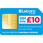 more details on Lebara 30 Day SIM Only Card.