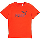 more details on Puma Essentials Boys' Red T‑Shirt.