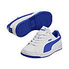 more details on Puma Boys' White and Blue Trainers.