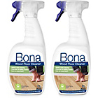 more details on Bona Wood Floor Cleaner Spray 2 1L Set.