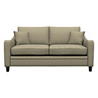 more details on Heart of House Newbury Fabric Check Sofa Bed - Beige.