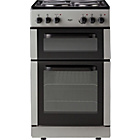 more details on Bush BET50S Single Electric Cooker - Silver/Exp Del.