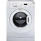more details on Hotpoint WMXTF842P 8KG 1400 Washing Machine - Ins/Del/Rec.