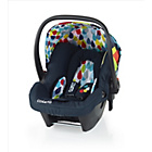 more details on Cosatto Hold 0+ Car Seat - Pitter Patter.