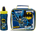 more details on Batman Lunchbag and Bottle.