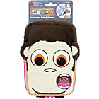 more details on Tab Zoo 8 inch Monkey Tablet Sleeve - Brown/Cream.