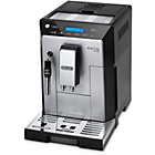 more details on De'Longhi Eletta Plus Bean to Cup Coffee Machine - Silver.