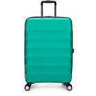 more details on Antler Juno Medium 4 Wheel Suitcase - Teal.