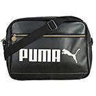 more details on Puma Courier Bag - Black.