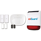 more details on miGuard by Response Wireless Alarm System with Replica Alarm