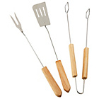 more details on Argos Value Range Basic BBQ Accessory Kit - 3 Piece.