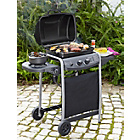 more details on 2 Burner Propane Gas BBQ with Side Burner.