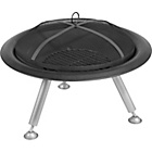 more details on Tripod Steel Fire Pit.