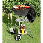 more details on Kettle BBQ Starter Pack with Utensils and Cover.