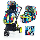 more details on Cosatto Giggle 2 Travel System - Pitter Patter.