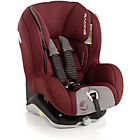 more details on Jane Racing Flame Car Seat - Red.