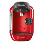 more details on Tassimo by Bosch Vivy Pod Coffee Machine - Red.