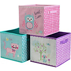 more details on Chad Valley Creature Friends Canvas Storage Boxes.