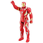 more details on Avengers Age of Ultron Titan Tech Iron Man Action Figure