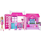 more details on Barbie Glam Vacation House with Doll.