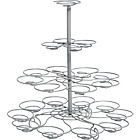 more details on Heart of House 4 Tier Wire Cupcake Stand.