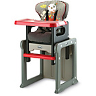 more details on Jane Activa Evo Highchair - Forest.