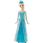 more details on Disney Frozen Sparkle Elsa Doll.