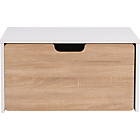 more details on Tolga Storage Box - Oak Effect.