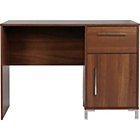 more details on Paton Office Desk - Walnut Effect.