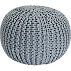 more details on Heart of House Cotton Knitted Pod - Duck Egg.