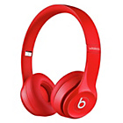 more details on Beats Solo 2 Wireless Headphones - Red.