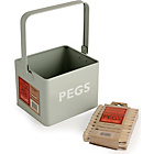 more details on English Heritage Traditional Peg Caddy and Dolly Peg Set.