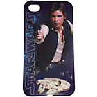 more details on Star Wars Han Solo Gloss iPhone 5 Case - Black/Grey.