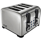 more details on Russell Hobbs 4 Slice Toaster - Stainless Steel.