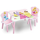 more details on Disney Princess Table and Two Chairs.
