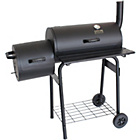 more details on Grill King Oil Drum Smoker BBQ.