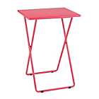 more details on Habitat Airo Folding Table - Pink.