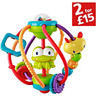 more details on Bright Starts Clack 'n' Slide Activity Ball.