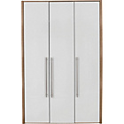 more details on Heart of House Hertford 3 Door Wardrobe - White.