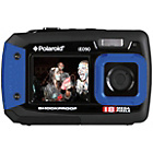 more details on Polaroid IE090 18MP Dual Screen Underwater Camera - Blue.