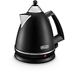 more details on Delonghi Argento Pyramid Black Kettle.