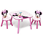 more details on Disney Minnie Mouse Table and Two Chairs.