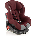 more details on Jane Exo Lite Flame Car Seat - Red.