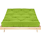 more details on ColourMatch Tosa 2 Seater Futon Sofa Bed - Apple Green.