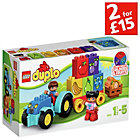 more details on LEGO® DUPLO® My First Tractor - 10615.