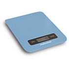 more details on Morphy Richards Accents Electronic Kitchen Scale - C.F Blue.